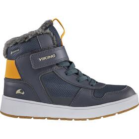 Viking Footwear Jack GTX Scarpe Bambino, blu